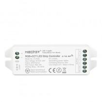 FUT039 DC12-24V RGB+CCT LED Strip Light Controller 2.4GHz LED Control