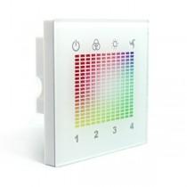 DC12V 24V DMX Signal Touch Panel Controller