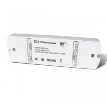 DC12-48V 4CH Constant Current Power Repeater EC4 For RGBW LED Strip