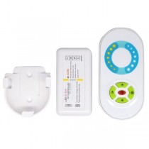 DC 12V 24V 4 Channel Dual white CCT Controller Dimming Touch Remote LED Strip Light Dimmer