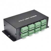 DC12V 8 Channel SPI Signal Output Data Signal Amplifier