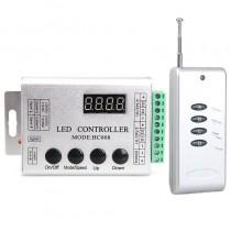 DC12V 2048 pixels LED Controller Support Cascaded DMX512 133Kinds Modes