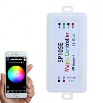 DC5V 12V 24V LED Bluetooth Controller Control by IOS Android Device