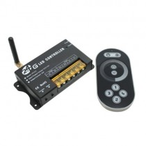 DC 5V 12V 24V 16A Generic 2.4G 30M Control Touch Panel LED RF Remote Controller