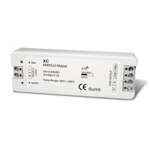 DC5-24V DMX512 Master Controller XC For RGB LED Strip Light