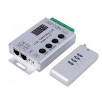 DC5-24V HC008 Magic Dream Color RF LED Controller for WS2811 WS2812B LED Strip Light