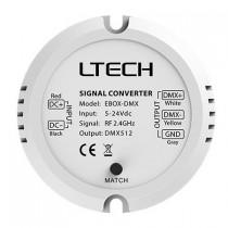 Ltech EBOX-DMX 2.4G RF DMX512 Signal Converter Wireless
