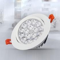 FUT062 9W RGB CCT LED Ceiling Spotlight