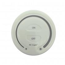 FUT087 Mi.Light 2.4G 3V Touch Dimming Remote Controller Brightness Adjust LED Dimmer