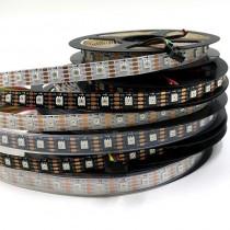SK9822 RGB LED Strip 60Leds/m Addressable 5V 5M 300LEDs SMD 5050 Pixel Light