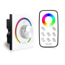 Bincolor BC-K3-T3 Led Controller Switch Knob Wall RGB Rotary Dimmer