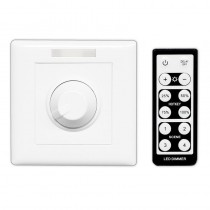 Bincolor BC-320-6A Led Controller Knob PWM Dimmer with Wireless Remote