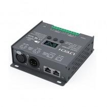 Ltech 5CH CV DMX Decoder LT-905-OLED CV DMX512 Decoder