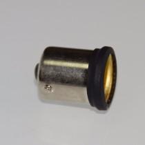 10pcs Portable BA15s to E14 LED Lamp Base Converter Light Bulb Holder BA15s Socket