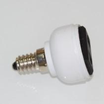 5PCS E14 lamp Base Bulbs to Socket Get Power From Holder
