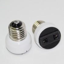5PCS E27 lamp Base Bulbs to Socket Get Power From Holder