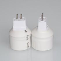 10pcs MR16 to Gu10 Led Lamp Base Converter Light Bulb Holder Socket