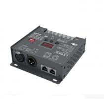Ltech 4CH CV DMX Decoder LT-904 CV DMX512 Decoder