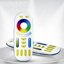 Mi light RGBWW RGB+CCT Remote LED Controller 2 in 1 4-zone Group Control