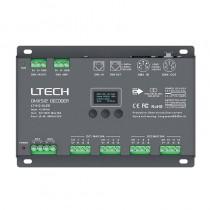 Ltech 12CH CV DMX Decoder LT-912-OLED CV DMX512 Decoder