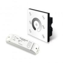 P1X+R4-2.4G Bincolor Led Wireless Single-Zone CV Dim Panel DMX512 Controller