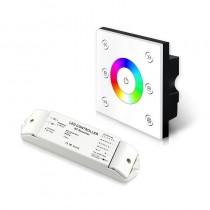 P3X+R4-CC-2.4G Bincolor Led Wireless CC RGB Panel DMX512 4CH 12v-48v Controller
