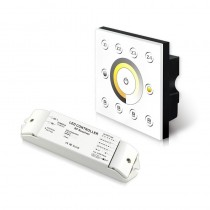 Bincolor P6X+R4-CC-2.4G Wireless Led Controller CC CCT Panel dmx512 4CH 12v-48v