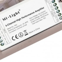PA5 Mi Light High Performance Amplifier RGB RGBW RGBWW RGB+CCT Repeater