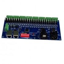 WS-DMX-CC-24CH 8 Groups 24 Channel Dmx512 Decoder DMX Controller