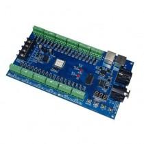 WS-DMX-36CH-HV 36 Channel 12 Groups Easy DMX512 Controller Decoder