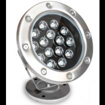 30W Underwater Led Light IP68 Waterproof Spotlight Pond Pool Fountain Lamp