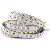 RGBW 4 Colors in 1 DC 12V 24V 5050 300LEDs LED Strip 16.4ft