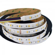RGB CCT LED Strip 5050 5M 300LEDs 5 COLORS 12V 24V Light