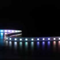 SK6812 RGB+Natural White LED Strip Lights 16.4ft 300 LEDs DC12V Waterproof