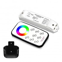 Bincolor T3-R3 Led Controller Mini Wireless Remote NW WW Dimmer Receiver Set