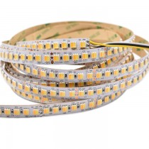 Tunable White LED Strip Light Reel 5050 2in1 24V DC 36LEDs/ft Color Temperature