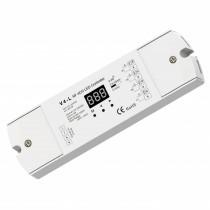 Skydance V4-L CV Led RF Controller 4CH Receiver With Digital Display