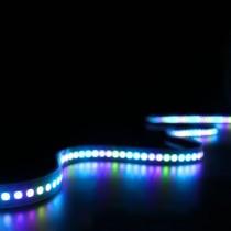 WS2813 LED Strip Dual Signal Addressable 5050 RGB Light 3.2ft 144LEDs DC5V