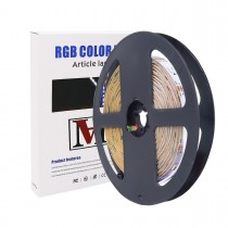 WS2813 LED Strip Dual Signal Addressable 5050 RGB Light 16.4ft 150LEDs 5V